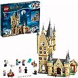 LEGO Harry Potter Torre di Astronomia di Hogwarts, Modello di Castello Giocattolo, Compatibile con i Playset La Sala Grande e