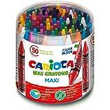 Carioca 5 Tempera Mix magische kleuren en 2 additieven (acryl en tex)