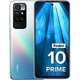 Redmi 10 Prime (Bifrost Blue 6GB RAM 128GB ROM |Helio G88 with extendable RAM Upto 2GB |FHD+ 90Hz Adaptive Sync Display)