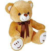 Amazon Brand - Jam & Honey Brown Teddy 33 cm