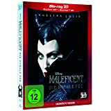 Maleficent - Die Dunkle Fee (inkl. 2D-Blu-ray) [3D Blu-ray]
