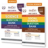 Educart Social,Science Class 10 Question Bank Combo Pack For 2021 Exam (With Reduced Syllabus) (Set Of 2 Books)