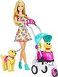 Mattel Barbie CNB21 - Barbie Hundebaby-Ausflug