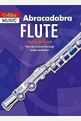 Abracadabra Flute - Third Edition - Sheet Music Sheet music