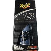 Meguiar's Black Wax Brilliant Colour and Shine on Dark to Black Paint