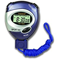 JM SELLER Handheld LCD Digital Professional Timer Sports Stopwatch Stop Watch