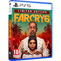 Far Cry 6 Amazon Limited Edition (PS5)…