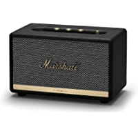 Marshall Acton II Bluetooth Lautsprecher - schwarz (EU)