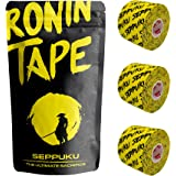 RoninTape® Seppuku - Pack 3 Tape - Tape Premium Crossfit, Hookgrip, Bilanciere, Sbarra, Gaming Support