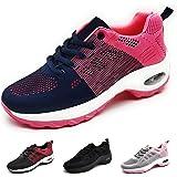Zapatillas Deportivas para Mujer Muy Transpirables y Ligeras con Plataforma Moda Deportiva