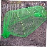 Insectes Filet Potager filet de protection net progresser tunnel maille fine Protection des végétaux Fruits Fleurs Netting Cu