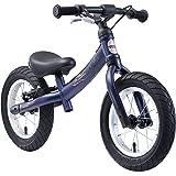 BIKESTAR Kinder Laufrad Lauflernrad Kinderrad für Jungen und Mädchen ab 3-4 Jahre | 12 Zoll Sport Kinderlaufrad | Risikofrei Testen