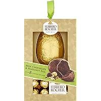 Ferrero Rocher Boxed Uovo di cioccolato a forma di latte, 275 g
