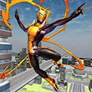 Flying Spider Hero Two - The Super Spider Hero 2020