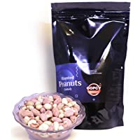 Gopcy Roasted Peanuts Salted (Mungfali Namkeen Dana)Packets of 2 Healthy Gujarati Namkeen Snacks - 800g