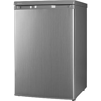 Fantastisch MEDION MD 13854 Kühlschrank (130 Liter, 85cm Höhe, Unterbau Fähig,  Glasablagen, 91 KWh/Jahr) Silber