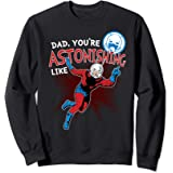 Marvel Ant Man Astonishing Dad Father's Day Sweatshirt