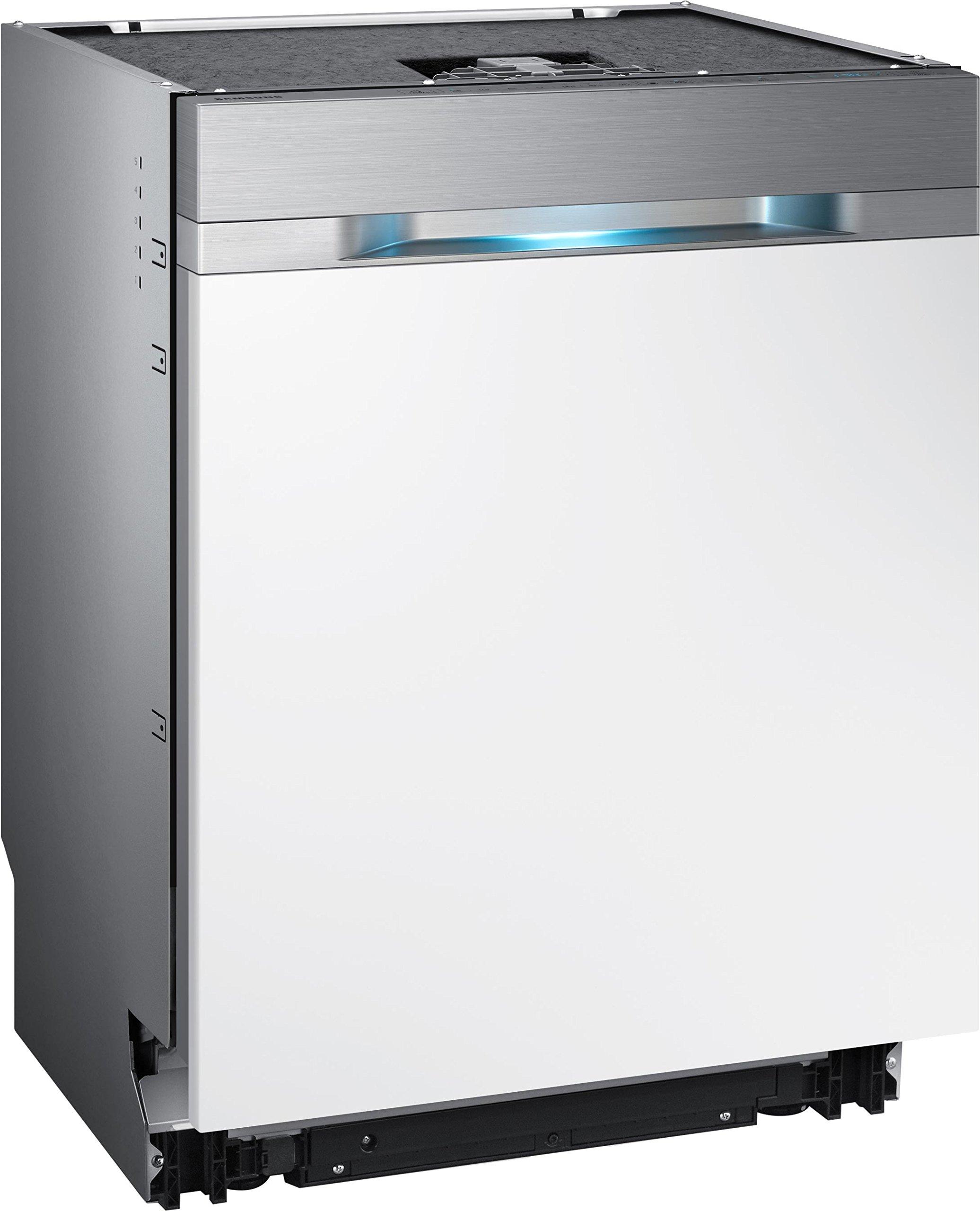 Samsung DW9000 DW60M9550BB/EG Vollintegrierter WaterWall-Geschirrspüler / Breite 59,8 cm / 14 Maßgedecke / ZoneBooster…