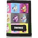 محفظة الأطفال الكبيرة متعددة الطيات من فورتي، باللون الأسود/المتعدد، مقاس واحد