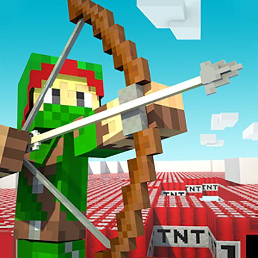 bow-spleef-survival-tnt-shooter-mini-game