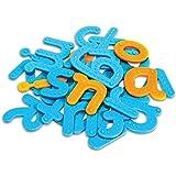 Learning Resources 0192UK Set Ertastbare Buchstaben für den Unterricht, nspielzeug