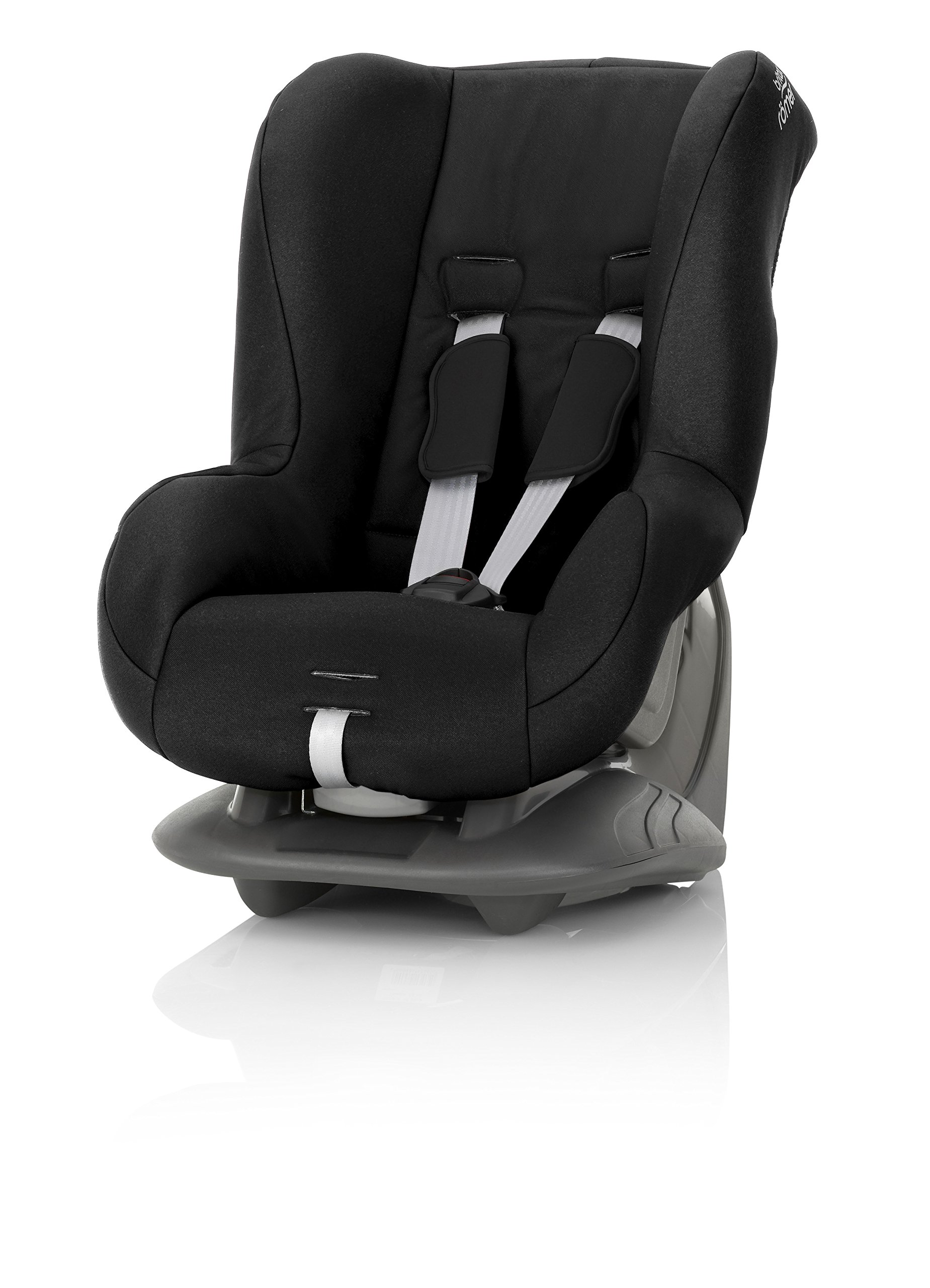 Britax Römer ECLIPSE Group 1 (9-18kg) Car Seat - Cosmos Black Britax Simple installation with a 3-point or 2-point seat belt Superior protection - side impact protection, performance chest pads and pitch control system TUV certified for aircraft travel 1