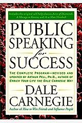 Public Speaking for Success: Paperback