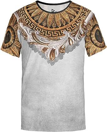 Blowhammer T-Shirt Uomo - Baroque Tee