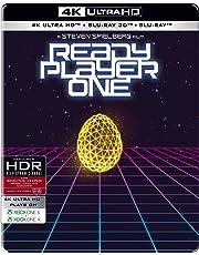 Ready Player One (Steelbook) (4K UHD + Blu-ray 3D + Blu-ray) (3-Disc)
