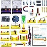 Teenii STEM Physik Elektrizität und Magnetismus experimente Wissenschaftslabor Grundlegende Schaltungslern Starter Kit…