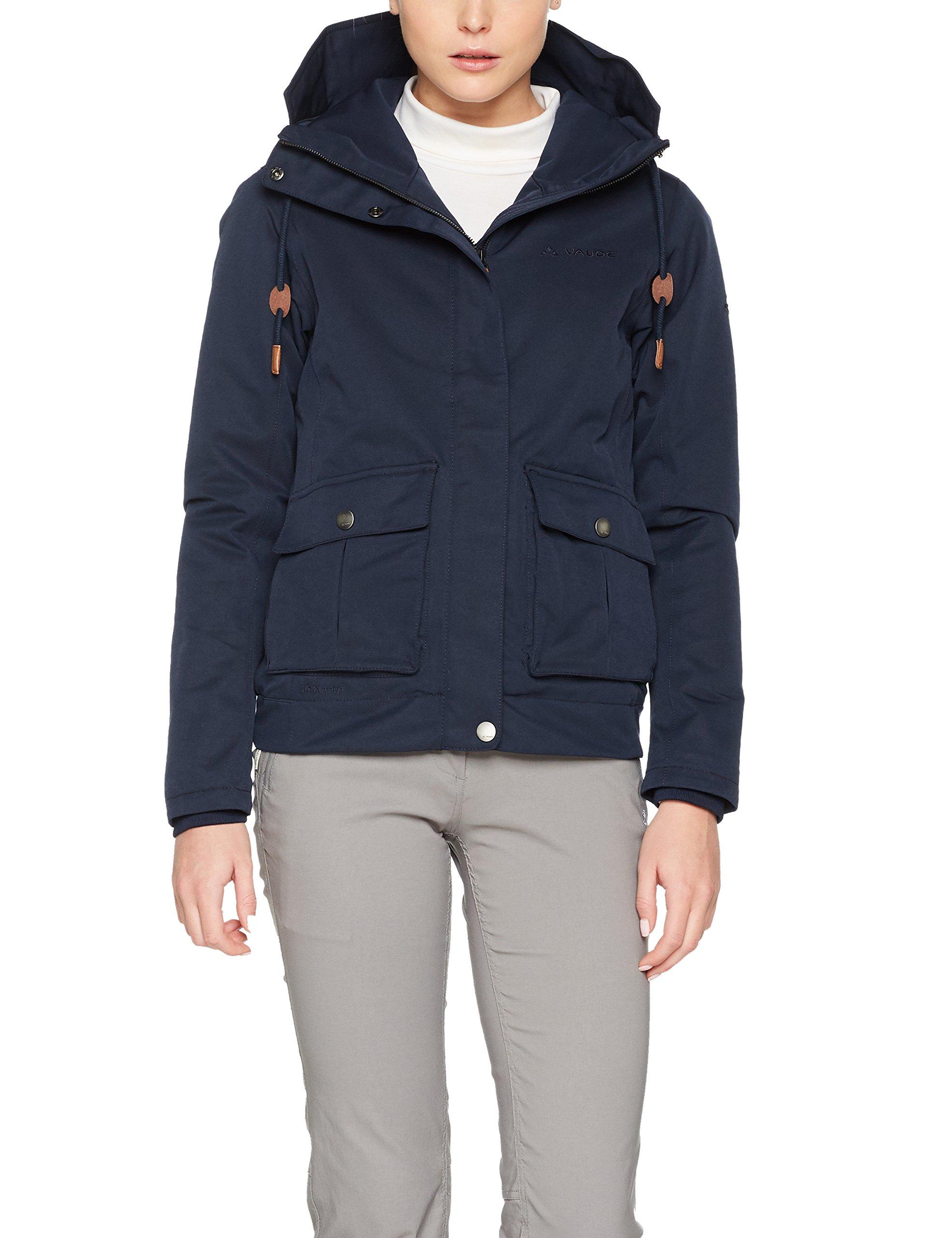 81du B5IPBL - VAUDE Women's Manukau Jacket