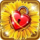 Smart App Schloss Sonnenblume Thema
