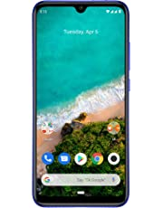 Xiaomi Mi A3 (Not just Blue, 4GB RAM, AMOLED Display, 64GB Storage, 4030mAH Battery) - Extra 1000 cashback as Amazon Pay Balance on Pre-Paid Orders