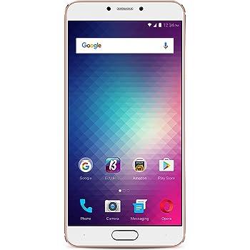 BLU VIVO 6 4G LTE SIM-Free Smartphone (64 GB and 4 GB RAM) - Rose Gold