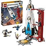 Lego 6250959 Lego Overwatch Lego Overwatch Watchpoint: Gibraltar - 75975, Multicolor