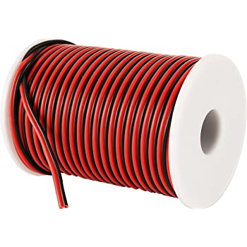 1M Black,1M Red,1M Blue,1M White,1M Green and 1M Yellow 16 AWG Soft Flexible Silicone Wire 252 Strands of Tined Copper Wire BNTECHGO 16 Gauge Silicone Wire 6M 6 Colors