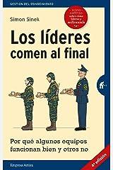 Los Lideres Comen Al Final Paperback