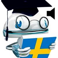 Schwedisch Verben HD (LearnBots™ Konjugationen, Verb und die gesamte Aussprache von einem Muttersprachler)