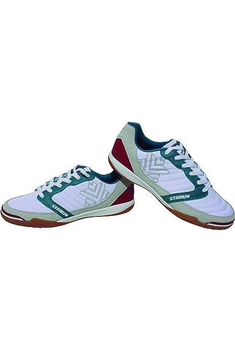 Luanvi FS PRO - Zapatillas de Fútbol Sala, Unisex niños, Azul, 35: Amazon.es: Ropa y accesorios