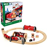 BRIO World Metro Train Set for Kids Age 3 Years Up - Compatible with all BRIO Railway Sets & Accessories