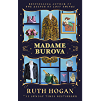 Madame Burova: the new novel from the author of The Keeper of Lost Things (English Edition)