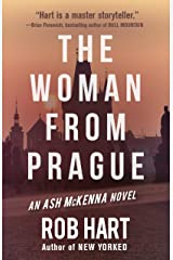 The Woman From Prague (Ash McKenna Book 4) Kindle Edition