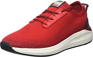 Wrangler Men's Sequoia Knitted Gymnastics Shoes