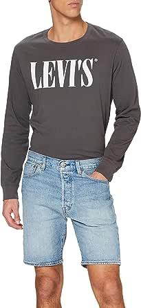 Levi's Men's 501 Hemmed Short Denim