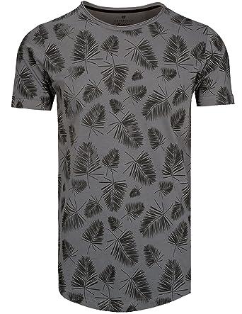 Basefield Herren Long Shirt Slim Fit - Grey (218000651): Amazon.de:  Bekleidung