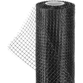 Maulwurfnetz Maulwurfsperre Maulwurfbekämpfung Schutznetz HaGa® 50m L x 3m Br.