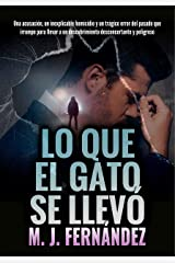Lo que el gato se llevó. (Inspector Salazar 05): Novela negra española (Serie del inspector Salazar nº 5) Versión Kindle