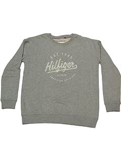 6f82fbe18d41 Tommy Hilfiger - Sweat-Shirt - Femme Gris Gris