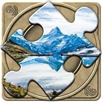FlipPix Jigsaw - Glaciers