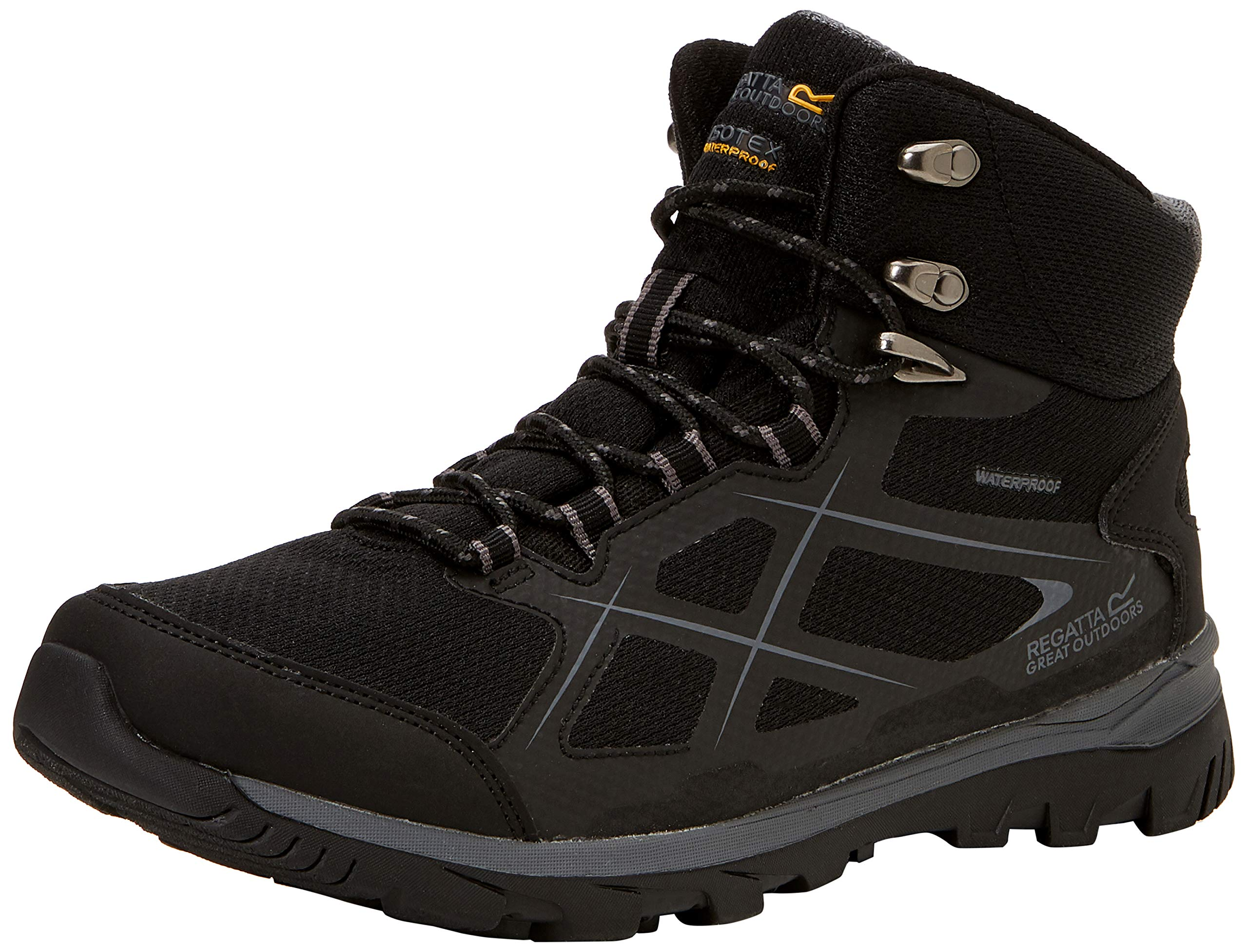 81e 7HyJqXL - Regatta Kota Mid, Men's's High Rise Hiking Boots